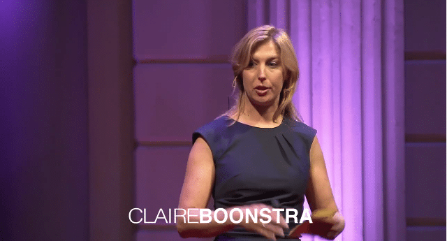 Claire Boonstra at TEDx Amsterdam Education 2012