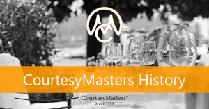 CourtesyMasters history